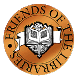FRIENDS OF THE LIBRARIES logo