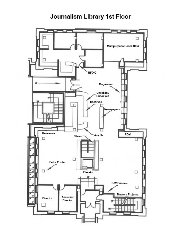 JLib First Floor
