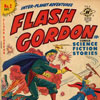 Cover from Flash Gordon, 1950