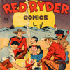 Cover from Red Ryder Comics, 1942