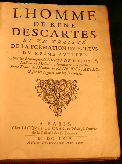 Title page from L'Homme
