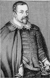 Thomas Bodley 1545-1613
