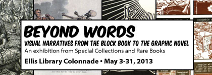 Beyond Words: Visual Narratives from the Block Book to the Graphic Novel