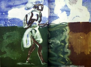 Romare Bearden illustration
