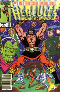 Hercules-Comic