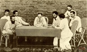 Leo Tolstoy and the relief committee
