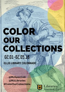 Color our collections poster