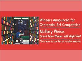 Centennial Art Winner Announcement
