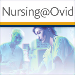 Nursing @ Ovid logo
