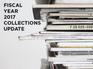 Fiscal Year 2017 Collections Update