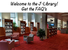 New to MU?  Check out the Faq's about the Journalism Library