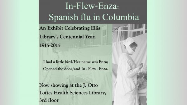 In-Flew-Enza: Spanish Flu in Columbia