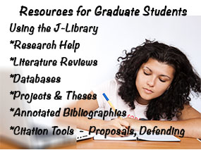 Resources for Journalism Graduate Students
