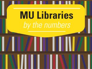 MU Libraries by the Numbers