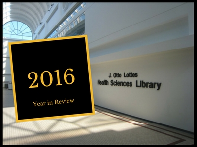 Health Sciences Library 2016 in Review