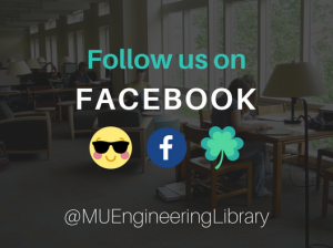 Follow the Engineering Library on Facebook