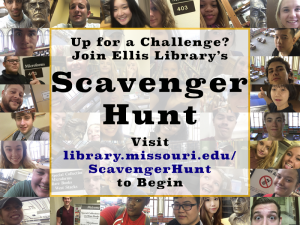 Join the Hunt (scavenger)