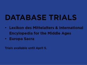 Double Database Trials
