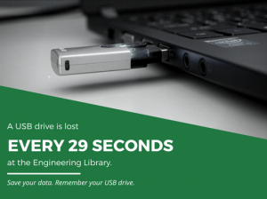 PSA : Remember Your USB Flash Drives!