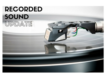 Recorded Sound Update