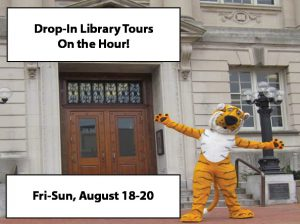 Drop-In Ellis Library Tours