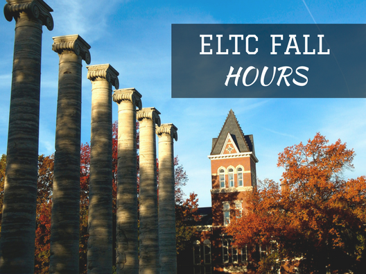ELTC Fall Hours