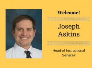 Welcome to Joseph Askins