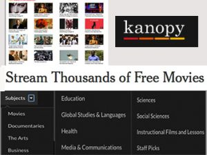 Kanopy Streaming Media