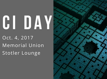 Fourth Annual Cyberinfrastructure Day to Be Held on Oct. 4