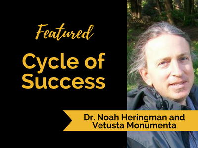 Cycle of Success: Noah Heringman and the National Endowment for the Humanities Scholarly Editions and Translations Grants