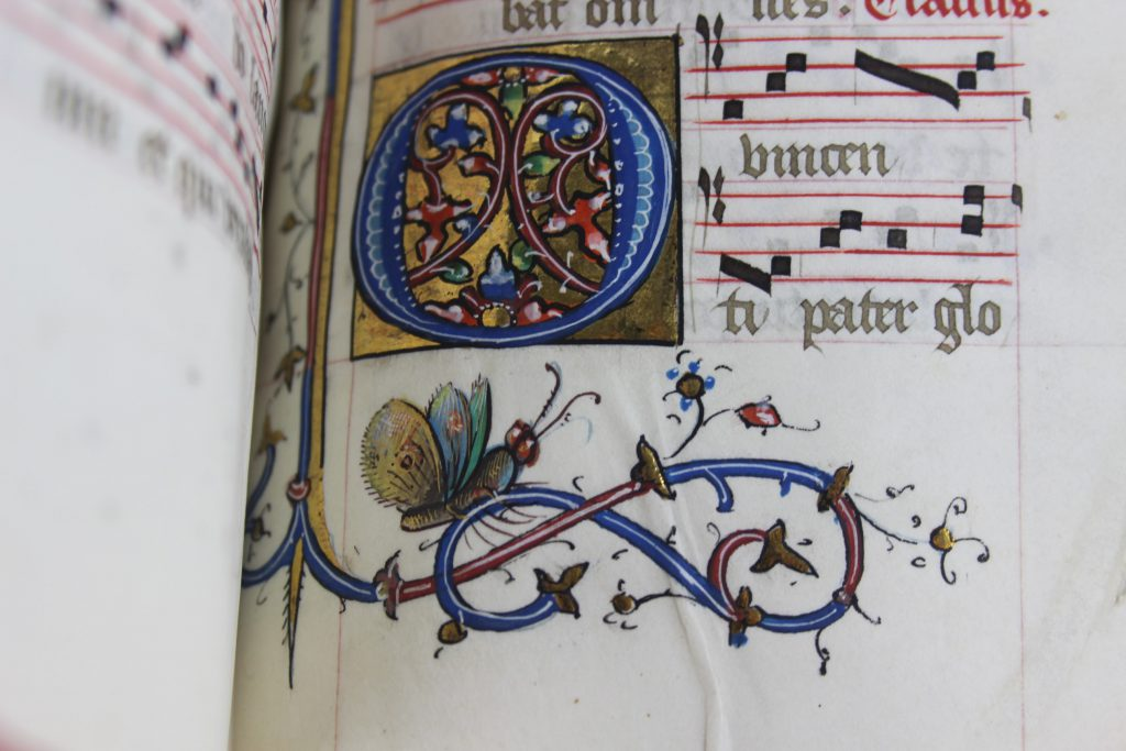 Special Collections and Rare Books at National Museum Day, 9/23
