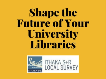 Shape the Future of Your University Libraries