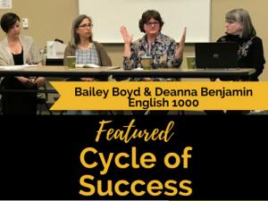 Cycle of Success: English 1000 Pilot Program Results in Increased Collaboration
