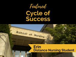 Cycle of Success: Nursing Student Obtains Invaluable Assistance with Literature Review