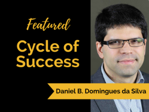 Cycle of Success: Daniel B. Domingues da Silva Wins Center for Research Libraries' 2017 Award for Teaching