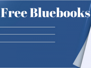 Free Bluebooks for Students