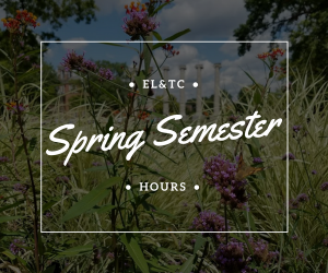 Engineering Library : Spring Semester Hours