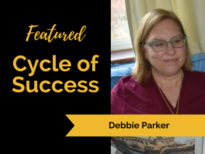 Featured Cycle of Success: Debbie Parker