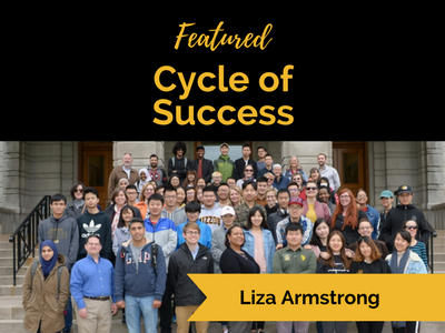 Featured Cycle of Success: Liza Armstrong