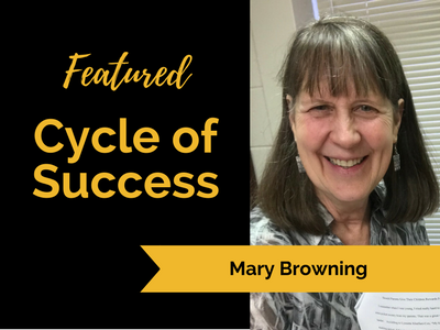 Featured Cycle of Success: Mary Browning
