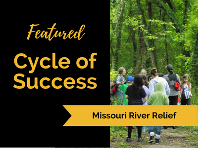 Featured Cycle of Success: Missouri River Relief