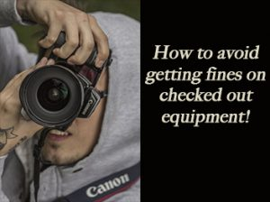 How to avoid fines on equipment