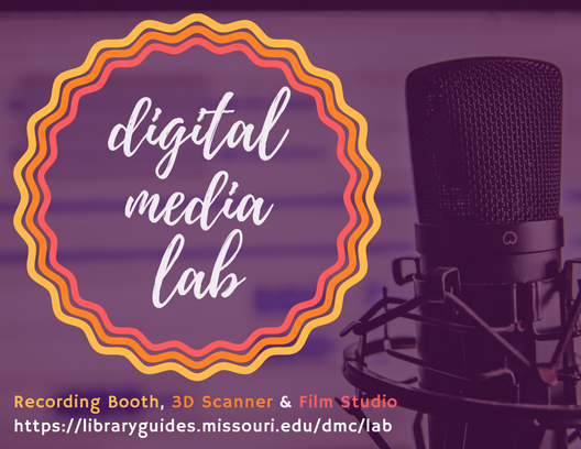 Digital Media Lab Now Open