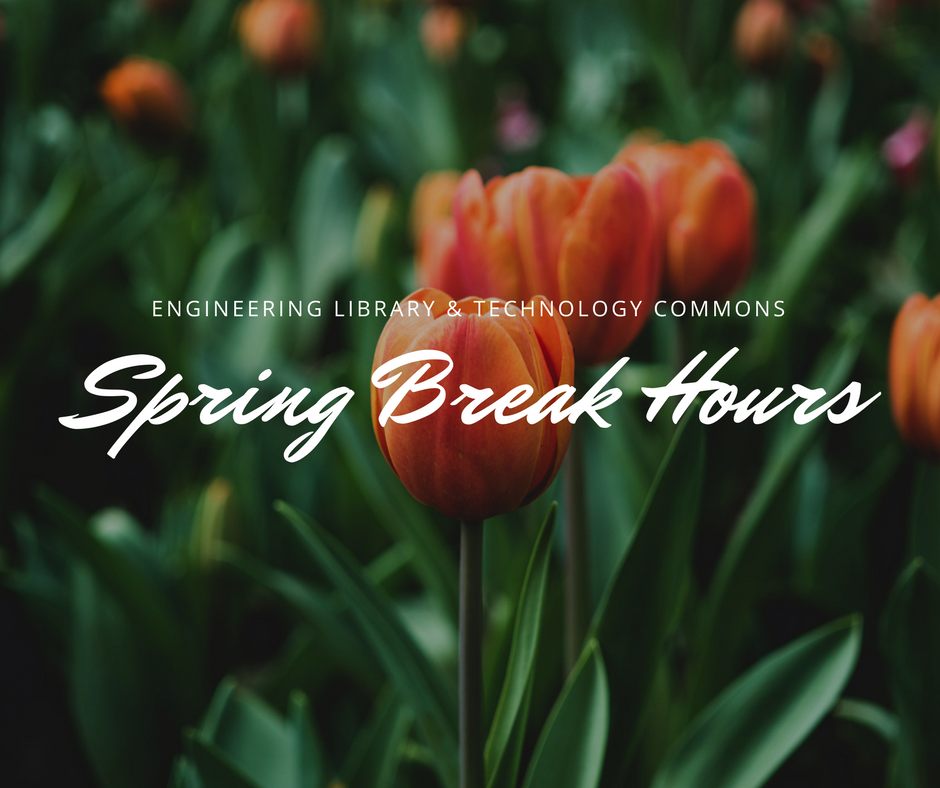 ELTC Spring Break