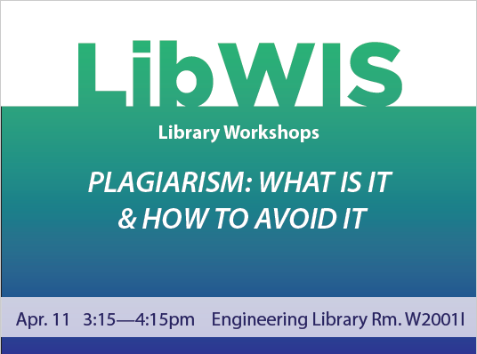 LibWis-April 11 Engineering