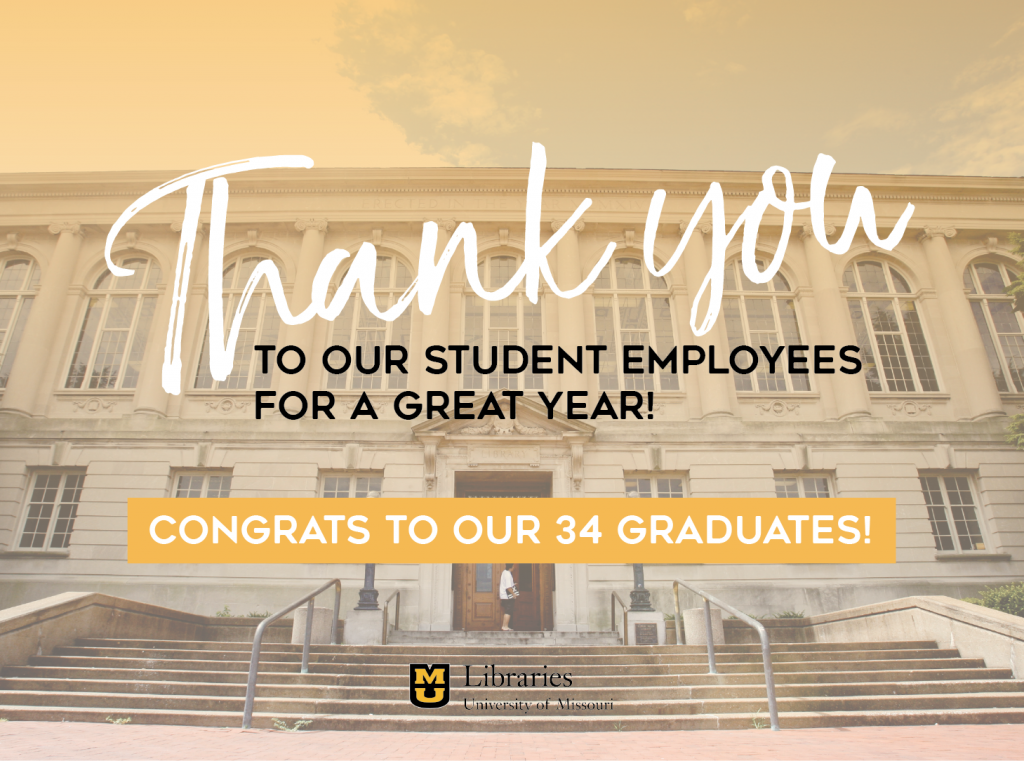 Thanks Grads!