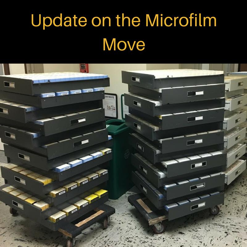 Microfilm move update