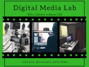 Digital Media Lab Now Available to Students