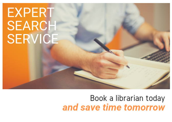 Save Time with Expert Searching