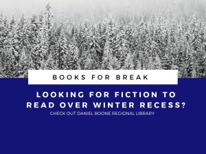 Check Out Fiction at the Public Library